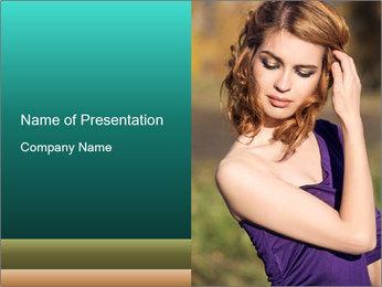 0000077023 PowerPoint Templates - Slide 1