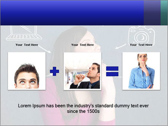 0000077033 PowerPoint Templates - Slide 22