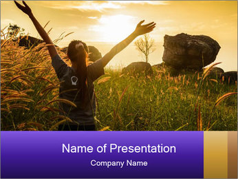 0000077037 PowerPoint Template - Slide 1