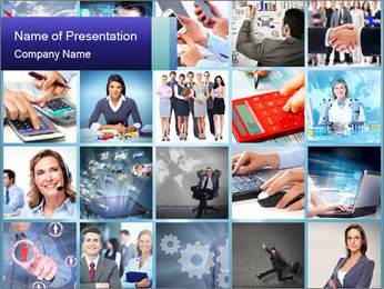 0000077059 PowerPoint Templates - Slide 1