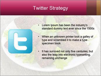 0000077060 PowerPoint Template - Slide 9