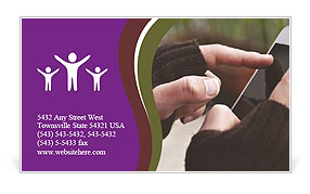 0000077069 Business Card Template