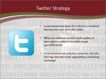 0000077074 PowerPoint Templates - Slide 9