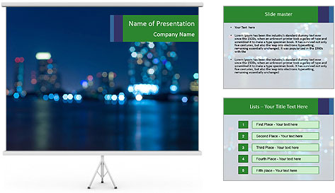 0000077123 PowerPoint Template
