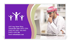 0000077124 Business Card Template