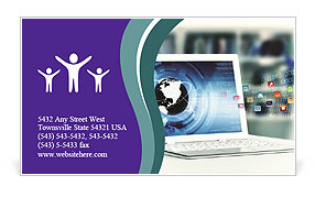 0000077163 Business Card Template