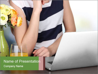 0000077168 PowerPoint Template - Slide 1
