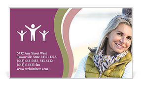 0000077175 Business Card Template