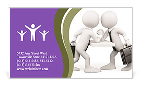 0000077189 Business Card Template