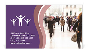 0000077201 Business Card Template