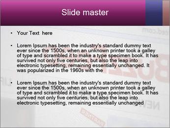 0000077204 PowerPoint Template - Slide 2