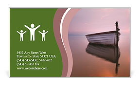 0000077213 Business Card Template