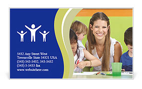 0000077214 Business Card Template