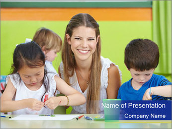 0000077214 PowerPoint Template - Slide 1
