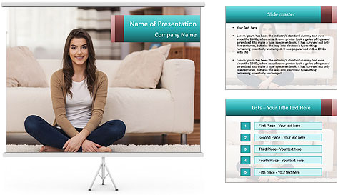 0000077215 PowerPoint Template
