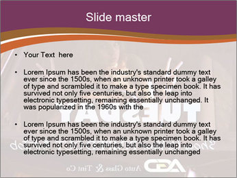 0000077303 PowerPoint Template - Slide 2