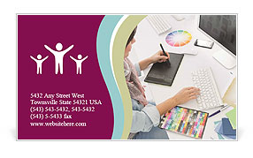 0000077335 Business Card Template