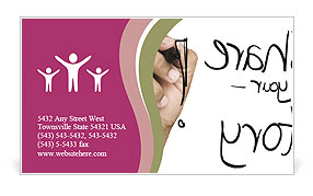 0000077342 Business Card Template