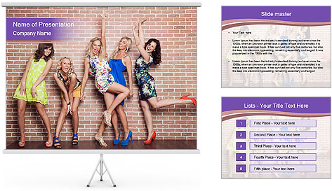 0000077358 PowerPoint Template