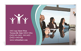 0000077360 Business Card Template