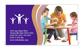 0000077365 Business Card Template