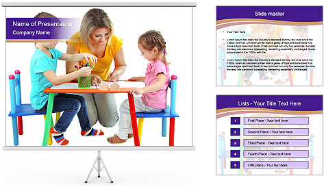 0000077365 PowerPoint Template