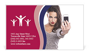 0000077367 Business Card Template