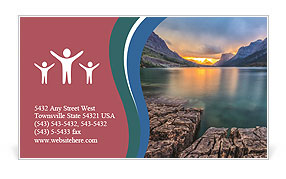 0000077383 Business Card Template