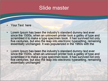 0000077383 PowerPoint Templates - Slide 2