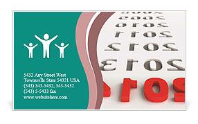 0000077384 Business Card Template