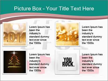 0000077384 PowerPoint Templates - Slide 14