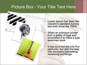 0000077390 PowerPoint Template - Slide 17