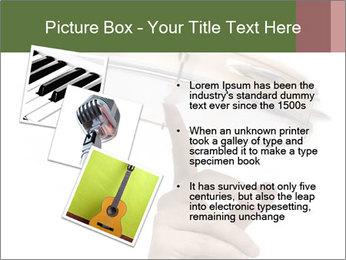 0000077390 PowerPoint Templates - Slide 17