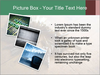 0000077392 PowerPoint Templates - Slide 17