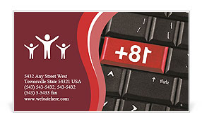 0000077403 Business Card Template