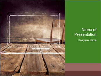 0000077405 PowerPoint Template - Slide 1