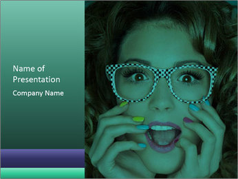 0000077406 PowerPoint Template - Slide 1
