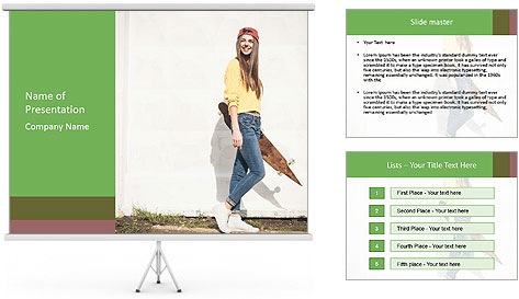 0000077407 PowerPoint Template