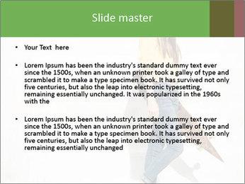 0000077407 PowerPoint Templates - Slide 2