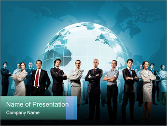 0000077418 PowerPoint Template - Slide 1