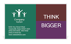 0000077419 Business Card Template