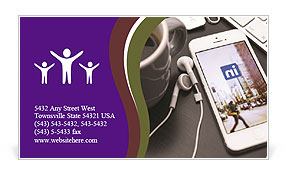 0000077423 Business Card Template