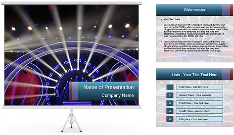 0000077430 PowerPoint Template
