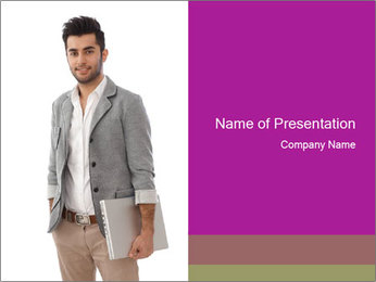 0000077433 PowerPoint Template - Slide 1