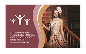 0000077443 Business Card Template