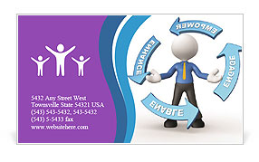 0000077453 Business Card Template