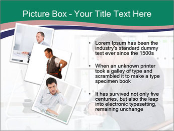 0000077460 PowerPoint Template - Slide 17