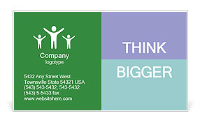 0000077485 Business Card Template