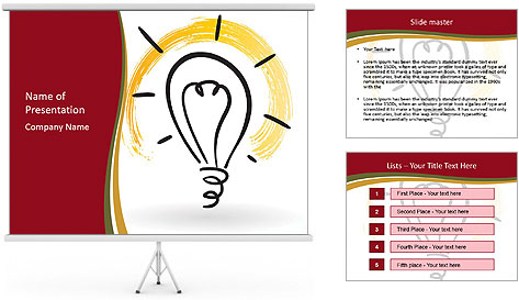 0000077500 PowerPoint Template