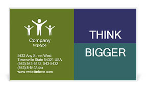 0000077509 Business Card Template
